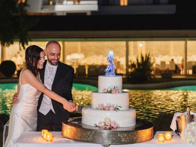 Il matrimonio di Luca e Martina a Capaccio Paestum, Salerno 82