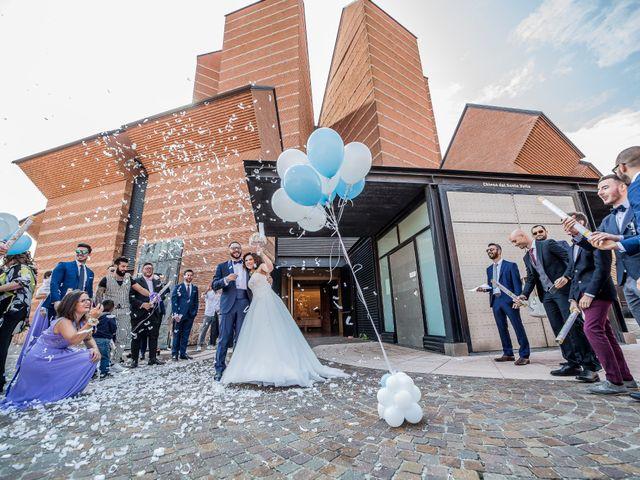 Il matrimonio di Manuel e Simona a Torino, Torino 21