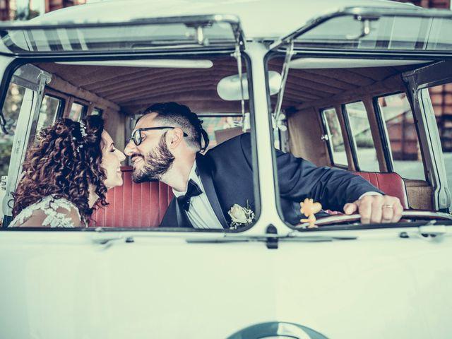 Le nozze di Simona e Manuel