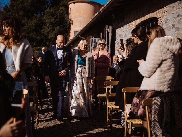 Il matrimonio di Alice e Giampaolo a Bracciano, Roma 22