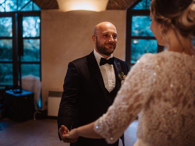 Il matrimonio di Alice e Giampaolo a Bracciano, Roma 39
