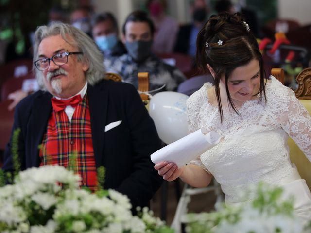 Il matrimonio di Tito e Rita a Osnago, Lecco 11