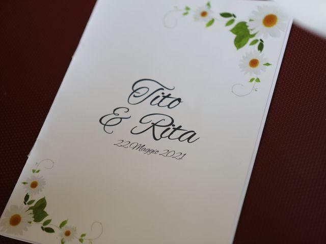 Il matrimonio di Tito e Rita a Osnago, Lecco 16