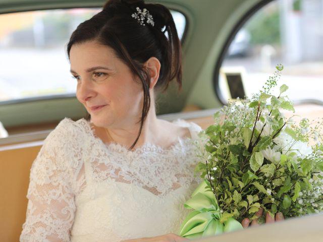Il matrimonio di Tito e Rita a Osnago, Lecco 17