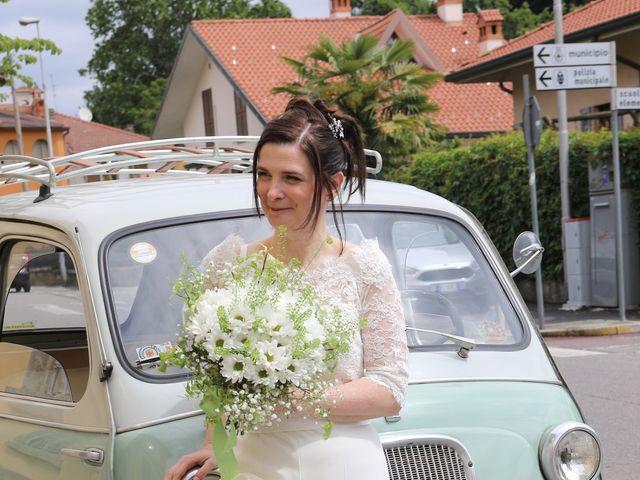 Il matrimonio di Tito e Rita a Osnago, Lecco 18