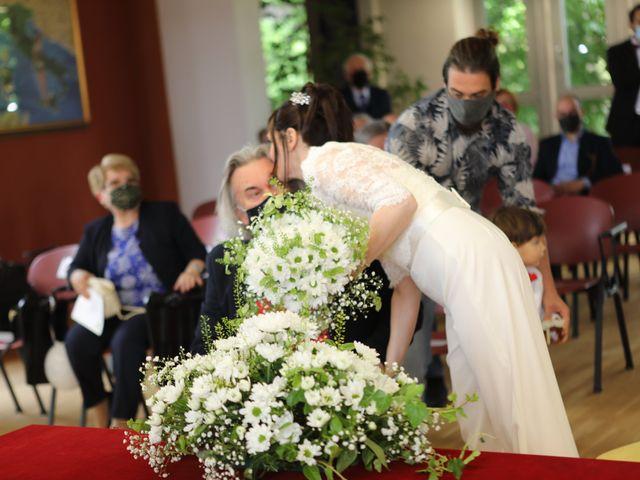 Il matrimonio di Tito e Rita a Osnago, Lecco 28