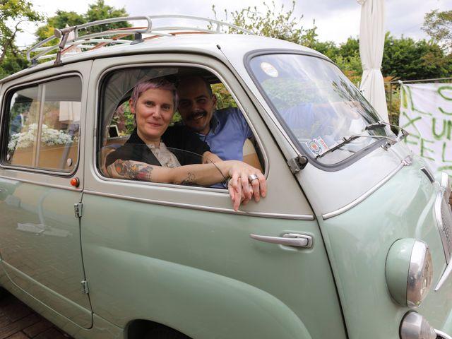 Il matrimonio di Tito e Rita a Osnago, Lecco 35