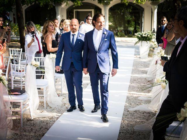 Il matrimonio di Mauro e Morena a Ancona, Ancona 14