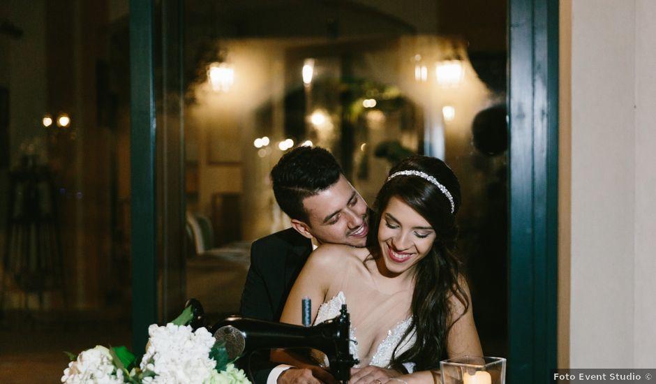 Il matrimonio di Fabio e Ilenia a Casteltermini, Agrigento