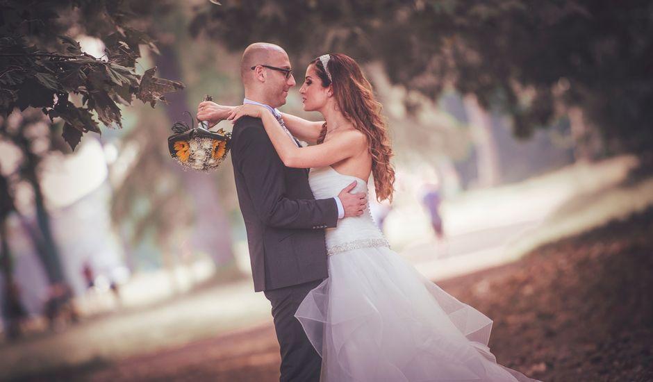 Il matrimonio di Fabio e Arianna a Roma, Roma