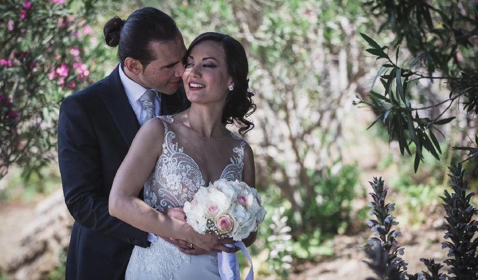 Il matrimonio di Filippo e Rossana a Palma di Montechiaro, Agrigento