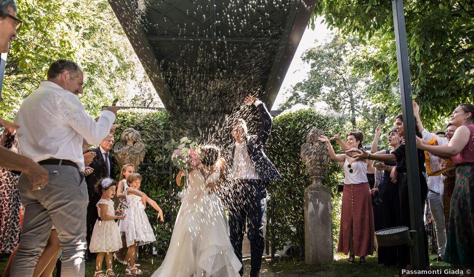 Il matrimonio di Lorenzo e Francesca a Iseo, Brescia