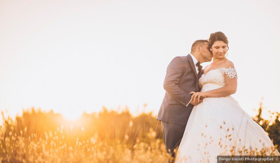 Il matrimonio di Italo e Martina a Viareggio, Lucca