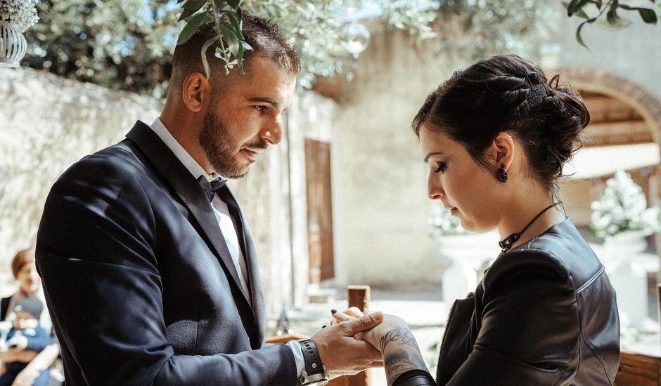 Il matrimonio di Francesco  e Sara a Villamassargia, Cagliari