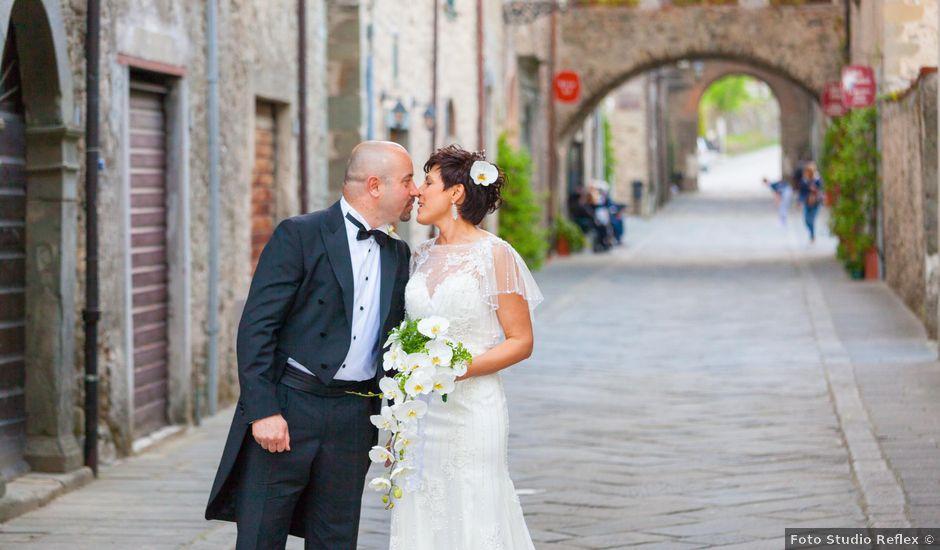 Il matrimonio di Mirko e Sara a Bagnone, Massa Carrara