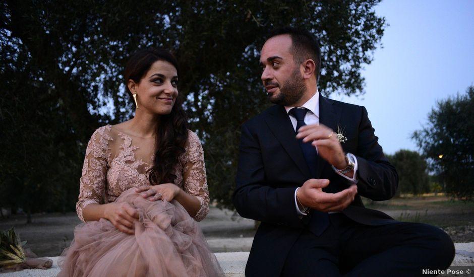 Il matrimonio di Marco e Alessandra a San Marzano di San Giuseppe, Taranto