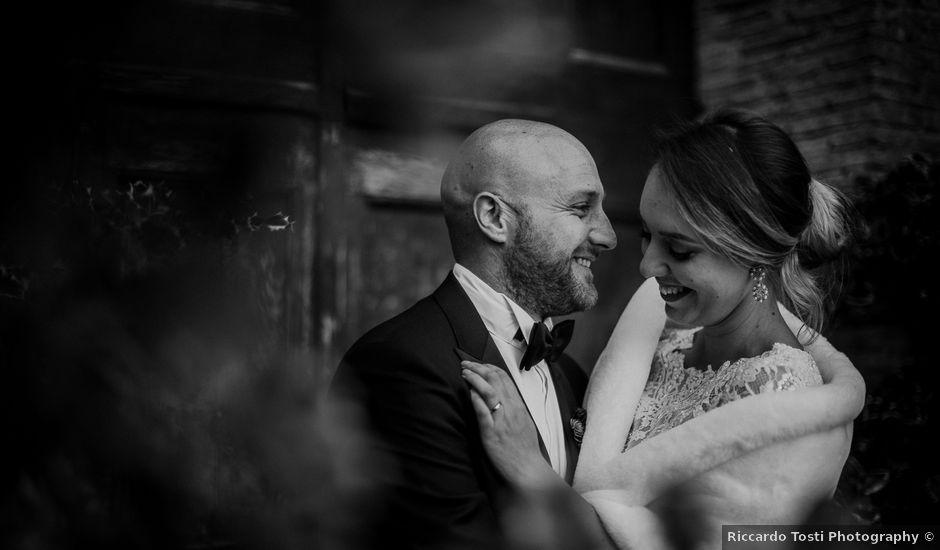 Il matrimonio di Alice e Giampaolo a Bracciano, Roma