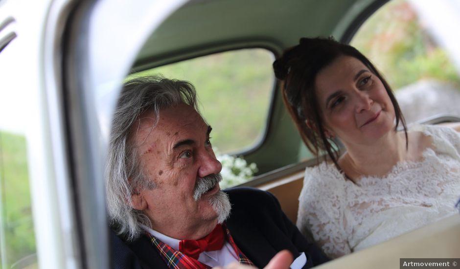 Il matrimonio di Tito e Rita a Osnago, Lecco