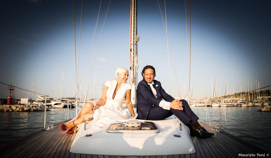 Il matrimonio di Mauro e Morena a Ancona, Ancona
