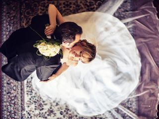 Le nozze di Gloria e Filippo