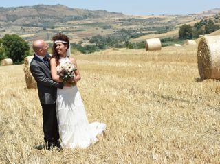 Le nozze di Maria Carmela e Dario