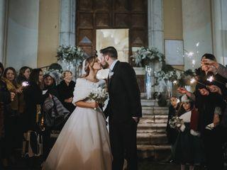 Le nozze di Angelo e Stefania