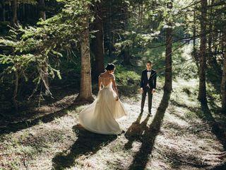 Le nozze di Alexandra e Alessandro