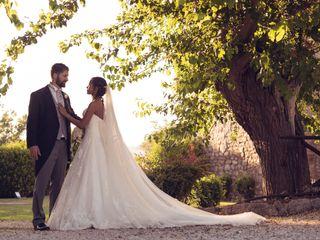 Le nozze di Iris e Giordano