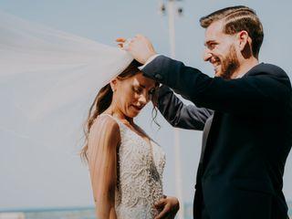 Le nozze di Andrea e Graziana