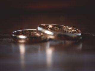 Le nozze di Federica e Giampiero 1