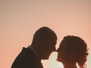 Le nozze di Federica e Giampiero