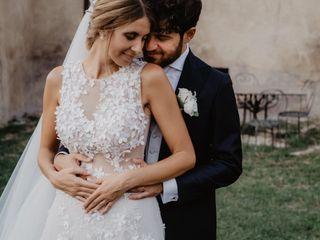 Le nozze di Sara e Beniamino
