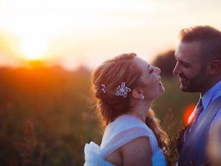 Le nozze di Lisa e Antonio