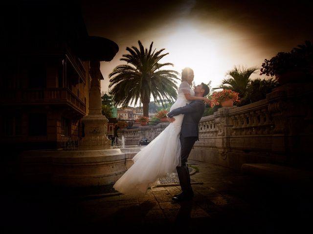 Il matrimonio di Walter e Daniela a Sestri Levante, Genova 7