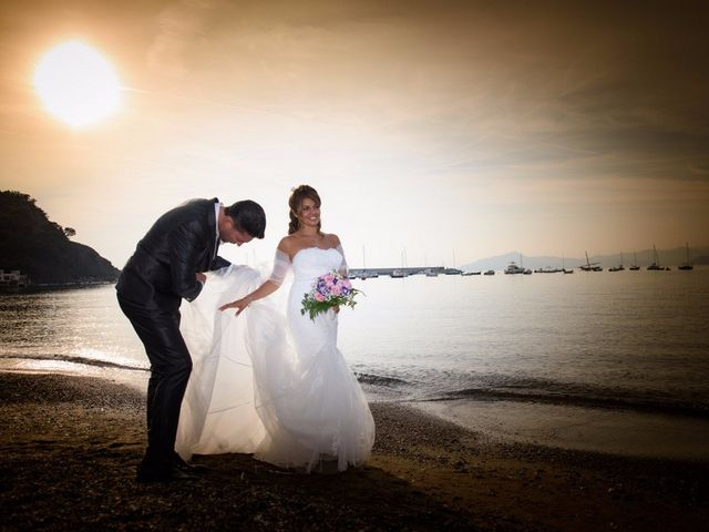 Il matrimonio di Walter e Daniela a Sestri Levante, Genova 9