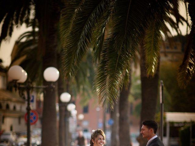 Il matrimonio di Walter e Daniela a Sestri Levante, Genova 11