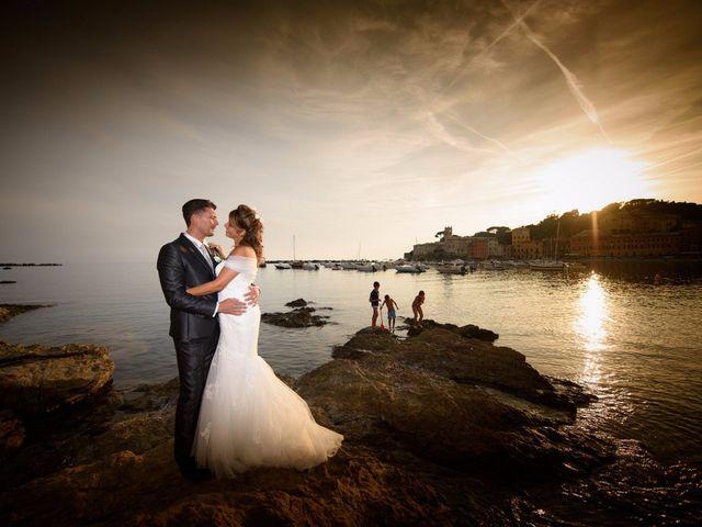 Il matrimonio di Walter e Daniela a Sestri Levante, Genova 12