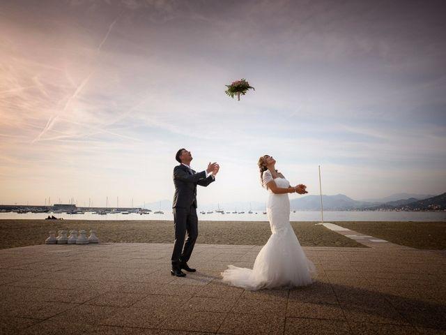Il matrimonio di Walter e Daniela a Sestri Levante, Genova 30