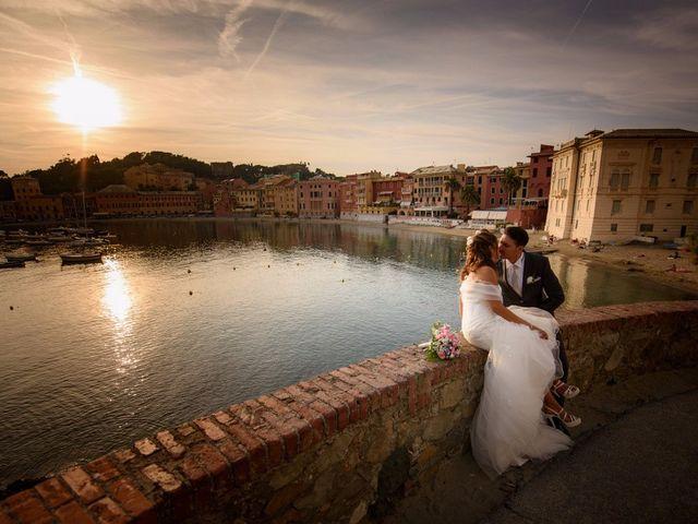 Il matrimonio di Walter e Daniela a Sestri Levante, Genova 32
