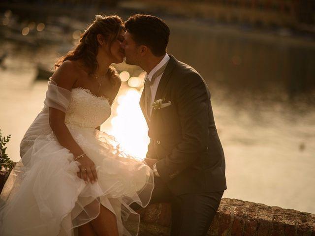Il matrimonio di Walter e Daniela a Sestri Levante, Genova 33