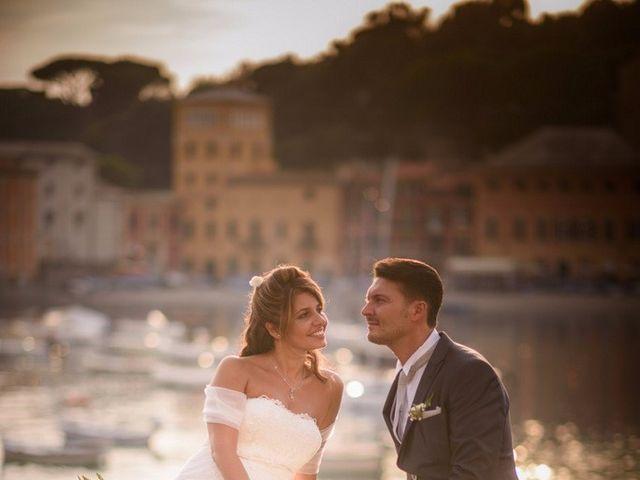 Il matrimonio di Walter e Daniela a Sestri Levante, Genova 34