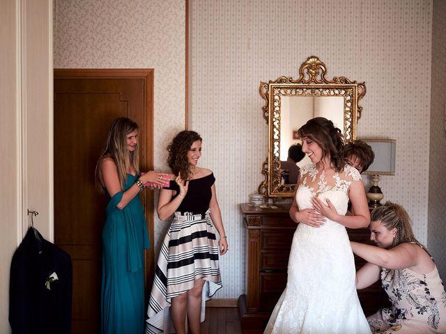 Il matrimonio di Alessio e Sara a Chiusdino, Siena 3