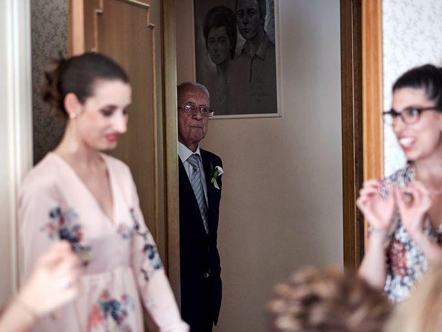 Il matrimonio di Alessio e Sara a Chiusdino, Siena 5