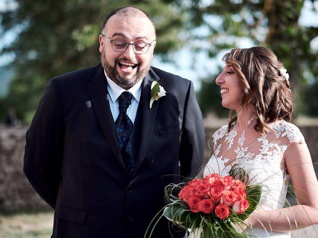 Il matrimonio di Alessio e Sara a Chiusdino, Siena 12