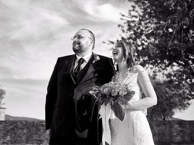 Il matrimonio di Alessio e Sara a Chiusdino, Siena 13
