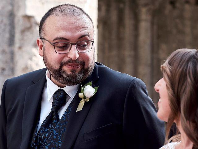 Il matrimonio di Alessio e Sara a Chiusdino, Siena 18