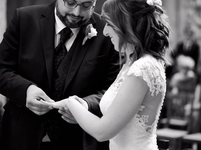 Il matrimonio di Alessio e Sara a Chiusdino, Siena 21
