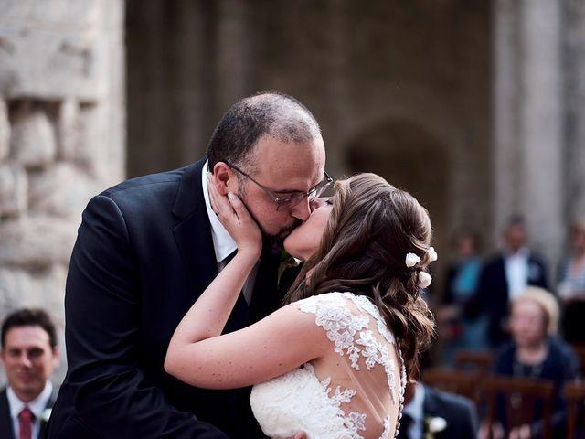 Il matrimonio di Alessio e Sara a Chiusdino, Siena 22