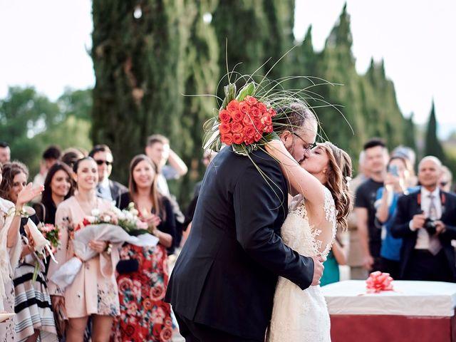Il matrimonio di Alessio e Sara a Chiusdino, Siena 28