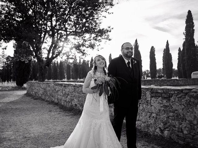 Il matrimonio di Alessio e Sara a Chiusdino, Siena 29